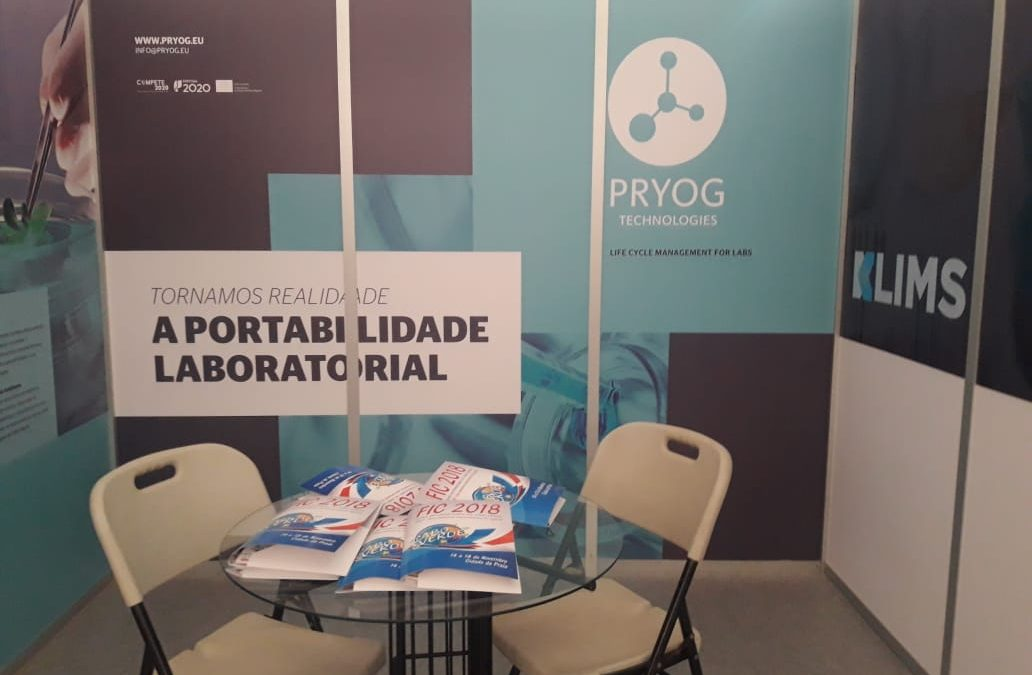 A Pryog esteve presente na FIC 2018
